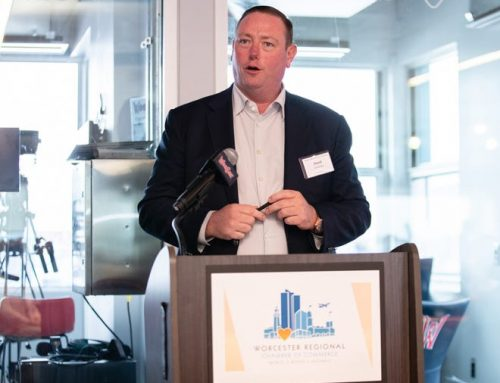 Synergy Investments CEO Says What Attracted Him To Boston Is Also In Worcester